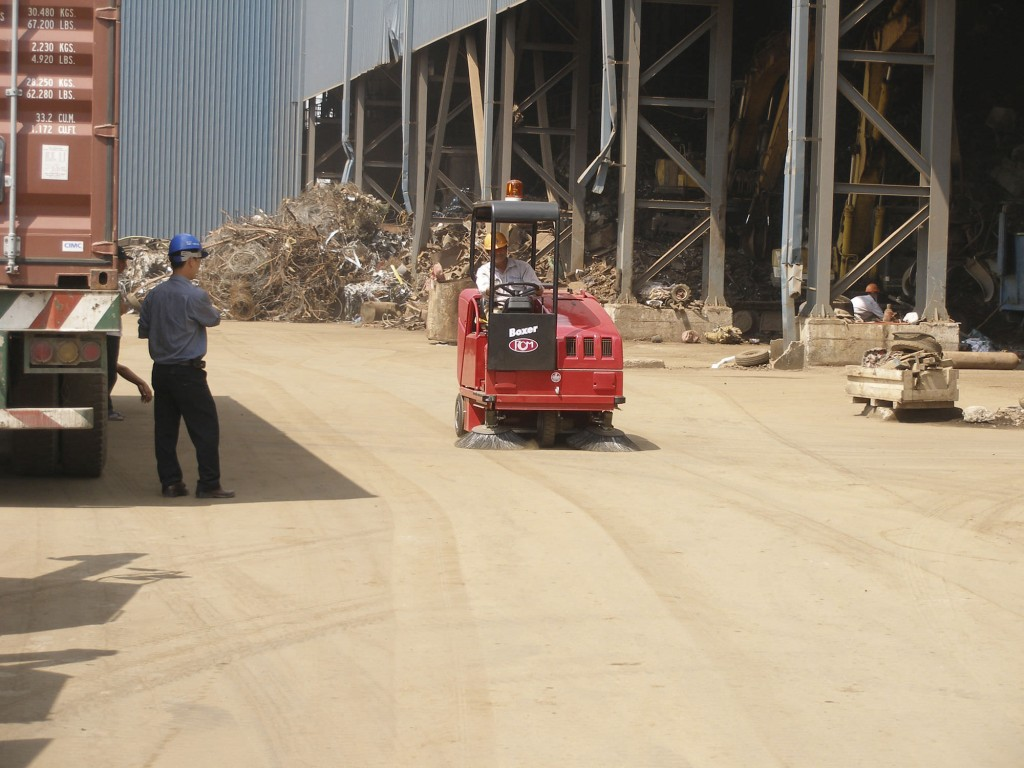 Factory Sweeping